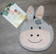 MEIN - Cherry stone pillow Donkey *New with tags*