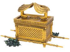 "Ark of the Covenant Sculpture Jewelry Treasure Box 7"""