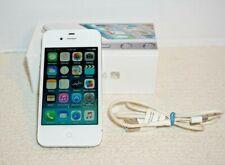 Apple iPhone 4s - 16GB - White (AT&T+Unlocked) A1387 (CDMA + GSM)
