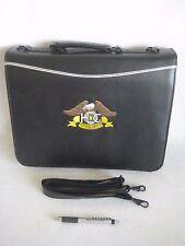 Harley Owners Group Hog Portfolio Binder Briefcase With Harley Pen