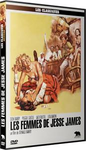 "Les femmes de Jesse James [dvd-Don ""Red"" Barry]"