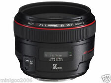 NEW CANON EF50mm F1.2L USM (EF 50mm F/1.2 L USM) Fixed Prime Lens*Offer
