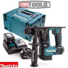 Makita DHR171Z 18V SDS Plus Rotary Hammer With 2 x 3Ah Batteries, Charger & Case