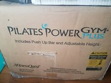 Pilates Power Gym Plus- New (box never opened)