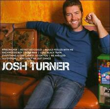 "JOSH TURNER, CD ""ICON"" NEW SEALED"
