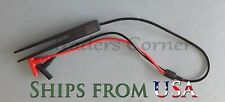 """Top Quality SMD Chip Test Leads/Probes for Fluke & Other Multimeters 28"""" Long"""