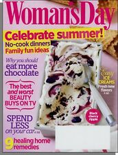 Woman's Day - 2013, August - Why You Should Eat More Chocolate, Home Remedies