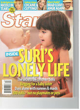 STAR 2008 SURI DJAM NICOLE RICHIE LINDSAY LOHAN COCAINE EMMY AWARDS MILEY DIVA