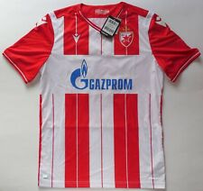 Red Star Belgrade Macron Football Jersey Shirt Serbia Size XXL