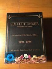 Six Feet Under - Die komplette DVD-Sammler-Edition (2009)