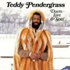 Duets - Love & Soul - Teddy Pendergrass (2015, CD NEUF)