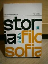 Giovanni Di Napoli, STORIA DELLA FILOSOFIA, Marietti, III, 1968.