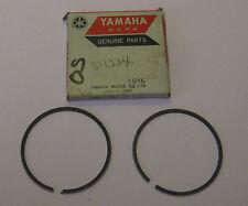 YAMAHA PISTON RINGS 0.50 2ND OVERSIZE GP338 1974 SL338F 1976 GS340 1977 GS340A