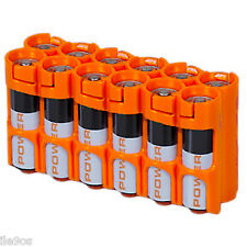 AA Battery Holder for Lego EV3, NXT & Power Functions  (case,caddy,rechargeable)