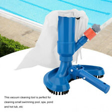 Swimming Pool Vacuum Cleaner Brush Head Tool Tub Fountain Pond Spring Spond