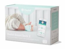 Owlet Smart Sock 2 Baby Heart Rate & Oxygen Level Monitor – NEW