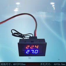 1pcs 12V Display Intelligent Temperature Control Device Electronic Thermostat