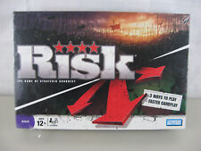 Risk The Game Of Strategic Conquest 2008-New & Factory Sealed
