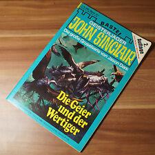 John Sinclair Geisterjäger Gruselromanheft Bastei 2. Auflage Band 157