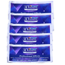 Crest 3d White Professional Effects Whitestrips Luxe Teeth Whitening Strips Kit