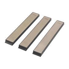 3pcs 240# 600# 1000# Diamond Sharpener Whetstone Sharpening Stone HS1138