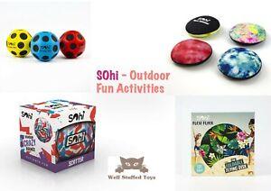 SOhi Outdoor Toys - Aqua Skimmer, Flexi Flyer, Orbit XL Scatter Power Ball