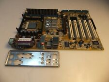 ABIT IS7-V2 V1.0, Socket 478, Intel i848P Motherboard +CPU 2.40GHz+RAM 512Mb+I/O