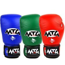MTG Pro Boxing Gloves Muay Thai Sparring Gloves Kickboxing Gloves 10 12 14 16 oz