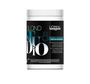 L'Oreal Blond Studio Multi-Techniques Bleach Lightening Powder 500g or 50g