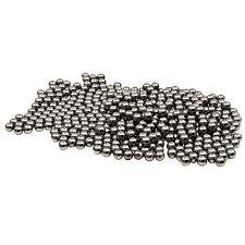 250 Pallini in Metallo 6 mm per Softair 0,80 grammi