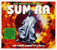 The Futuristic Sounds of Sun RA on Planet Earth 1914-2014 2cd Digipak