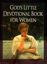 God's Little Devotional Book for Women Special Gift God's Little Devotional B