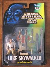 Kenner Guerre Stellari Star Wars LOGRAY 1983 Vintage SENZA ARMA e COPRICAPO