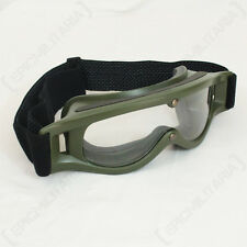 Bolle Defender Tactical Goggles - Assault Glasses Airsoft Shatter Proof Safety