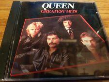 Queen - Greatest Hits (CD 1994) ROCK, Freddie Mercury, Brian May, John Deacon