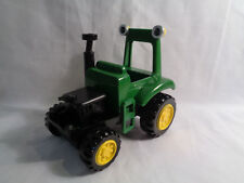 John Deere RC2 Farm Tractor Toy Green Black Plastic