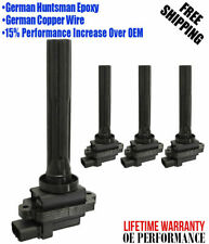 Ignition Coil 4PCS For UF237 1999-04 Chevrolet Tracker L4 2.0L & Suzuki Vitara