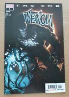Venom the End #1 Comic - Rahzzah