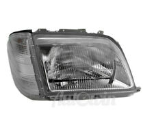 MERCEDES BENZ SL CLASS W129 HEADLIGHT LAMP HALOGEN RIGHT SIDE GENUINE OEM NEW