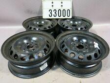 4 Ricambi Stahlfelgen Fiat Panda 500 500C Ford KA 5.5Jx14 ET35 LK 4x98mm #33000