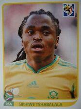 Panini 42 Siphiwe Tshabalala South Africa FIFA WM 2010 Südafrika