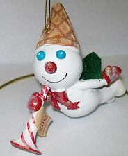 NEW 2016 Mr Bingle Snowman Resin Christmas Ornament Collectible New Orleans Icon