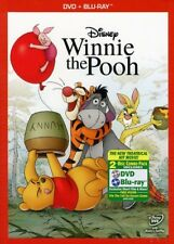 Winnie the Pooh Movie [New DVD] With Blu-Ray, Widescreen, Ac-3/Dolby Digital,