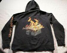 Vintage Yellowcard Paper Walls Sweatshirt Tour Concert Shirt Zip Up Hoodie