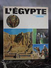 L'Egypte librairie Larousse 1974 ARTBOOK by PN