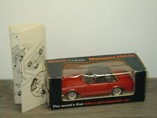 Mercedes 280SL Roadster Pagode - Kirk 928 Denmark 1:43 in Box *34867