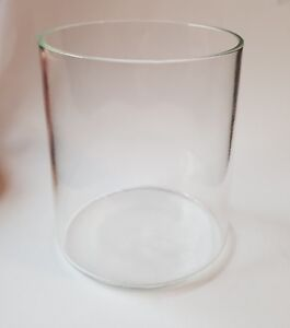 GLASS FOR TEA POY BOX / CANNISTER LINER Stock and Made