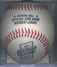 NEW Rawlings Official 2014 Midwest League All-Star Game Baseball West Michigan