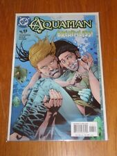 AQUAMAN #13 DC COMICS FEBRUARY 2004