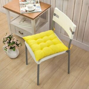 Chair Seat Pillow Cushion For Indoor Outdoor Dining Garden Decor Patio Pad 16x16
